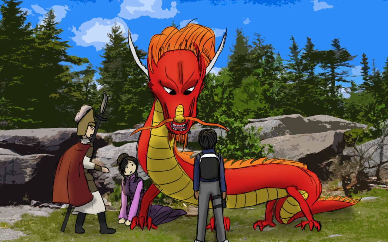 Reddit WritingPrompts – Being Polite to a Dragon Part 1 – Janeil